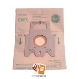 Hoover Papírové sáčky H22A 5 ks