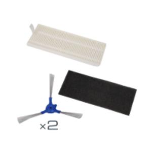 Sada kartáčků a filtrů pro robotické vysavače Rowenta ZR720002